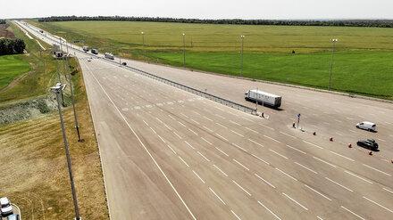 Воронежских автомобилистов предупредили о пиковых нагрузках на М-4 «Дон»