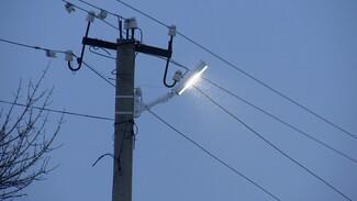 В 4 районах Воронежской области установят инновационные фонари