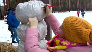 Ролики вместо лыж и снеговики из картофеля. Как зима в Воронеже побила температурные рекорды