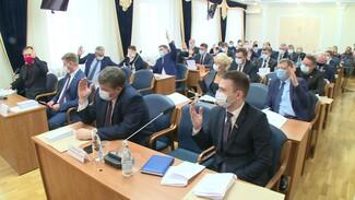 Депутаты Воронежской облдумы расширили полномочия фракций