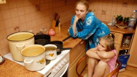 Пятиэтажку в центре Воронежа незаконно оставили без горячей воды из-за должников