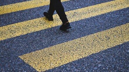 В Воронеже автомобилистка сбила на зебре 11-летнего мальчика