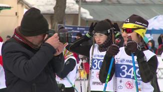 Сильный ветер и спортсмены с Камчатки. Как прошёл воронежский лыжный марафон