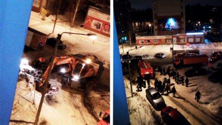 Воронежцы: из-за коммунальной аварии без воды остался целый микрорайон
