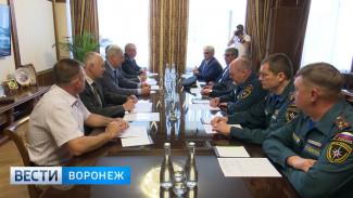 Замминистра МЧС в Воронеже оценил работу комплекса «Безопасный город»