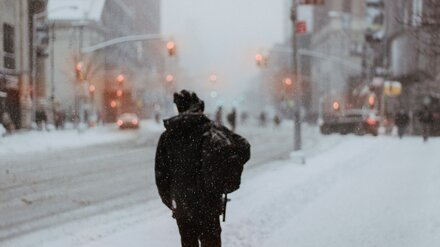 Воронежцам пообещали снег в выходные