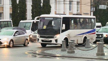 В Воронеже из-за возвращения к работе ряда предприятий изменят движение маршруток
