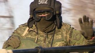 Воронежцы оценили первые приготовления военных ЗВО к празднованию Дня Победы