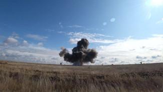 «Взрывом выбило бы жилой квартал». Под Воронежем уничтожили бомбу времён войны