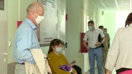 Эксперт назвала срок пика третьей волны коронавируса в Воронежской области