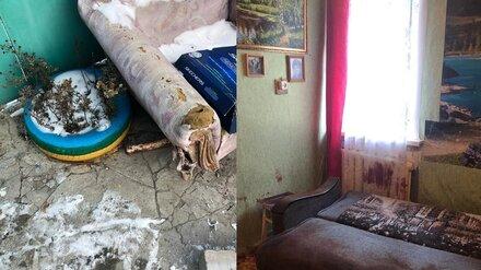 Под Воронежем 71-летняя пенсионерка забила сожителя металлической трубой