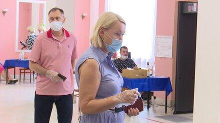 Более 20% воронежцев проголосовали в первый день выборов в Госдуму