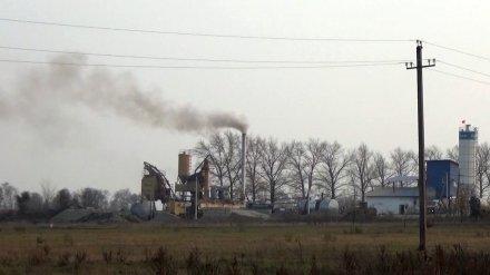 В Воронежской области закрыли отравляющий жизнь сельчанам завод