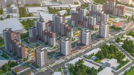 В Воронеже появится первый арендный дом