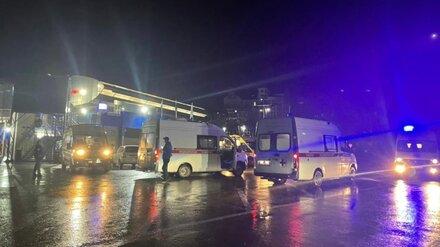 Выживший при урагане на Эльбрусе воронежец попал в больницу