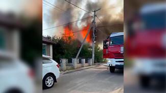 Соседи эмоционально рассказали о пожаре с погибшей семьёй в Воронеже