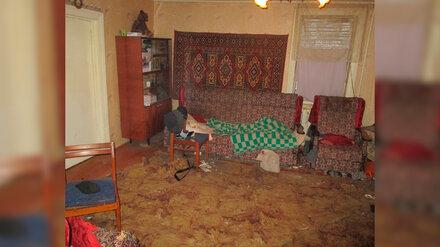 В Воронежской области мужчина насмерть забил собутыльника подлокотником кресла