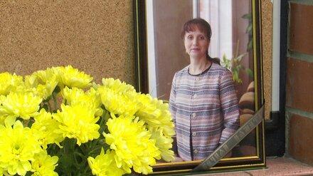 «Великая несправедливость». Коллеги рассказали о жестоко убитой воронежской учительнице