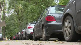 Спецкомиссия по платным парковкам вернёт воронежцам пустые дворы