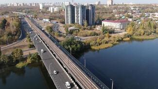 Мэрия Воронежа оценила идею пустить маршрутки по второму ярусу Северного моста