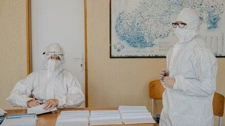 Заболеваемость ковидом второй день подряд бьёт рекорд в Воронежской области