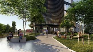 Под сквером в центре Воронежа планируют построить подземный паркинг