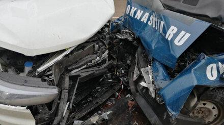В Воронеже в серьёзном ДТП пострадали 4 человека: виновник сбежал