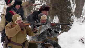 Реконструкция битвы за Воронеж собрала более 1,5 тыс. зрителей