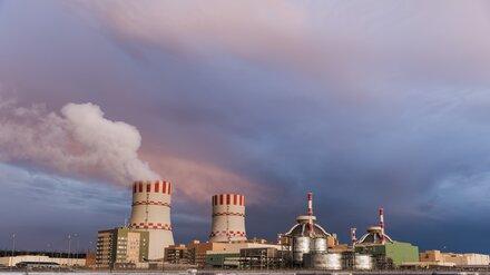 Энергоблок №6 Нововоронежской АЭС остановили на плановый ремонт