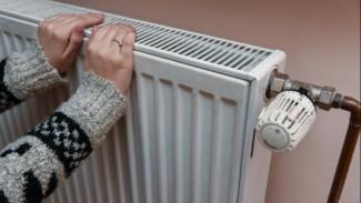 В Воронеже отопление пришло в 87% многоквартирных домов