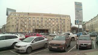 Воронежец получил штраф за неоплату парковки из-за сбоя в системе
