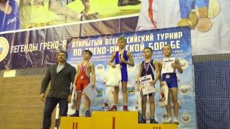 В Воронежской области спортсмены из 15 городов сразились в турнире по греко-римской борьбе