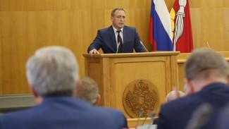 Контрольно-счётную палату Воронежской области возглавил Игорь Селютин
