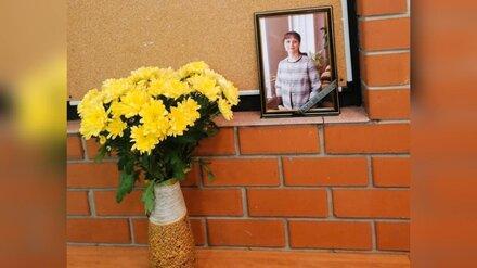Убийца 13 раз ударил воронежскую учительницу ножом