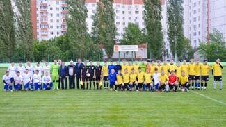 В Воронеже стартовал чемпионат по футболу
