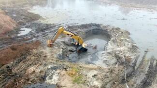 Чистили реку, но утопили экскаватор. В Воронеже усомнились в пользе работ на Усманке