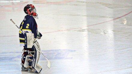 Хоккейный матч в Воронеже отменили из-за возможной вспышки COVID-19 среди игроков
