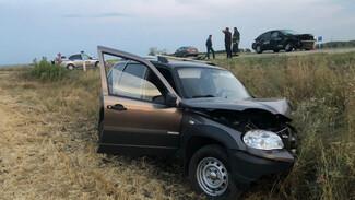 Под Воронежем в ДТП пострадали трое взрослых и младенец