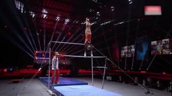 Воронежская гимнастка рассказала о первой в истории победе на олимпийских играх