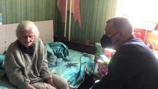 Активисты взяли шефство над одинокими воронежскими ветеранами