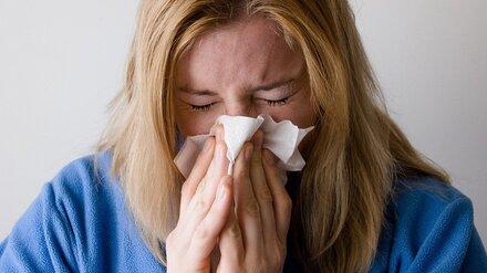 Более 9,6 тыс. воронежцев заболели ОРВИ за неделю