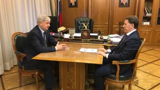Губернатор рассказал, сколько молока и зерна произвели в Воронежской области в 2019 году