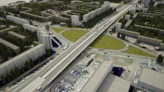 Решение о строительстве развязки на улице Остужева в Воронеже примут летом