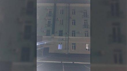В Воронеже подросток погиб из-за развалившейся под ним пожарной лестницы