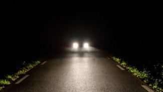 В Воронежской области кроссовер сбил идущего по дороге мужчину