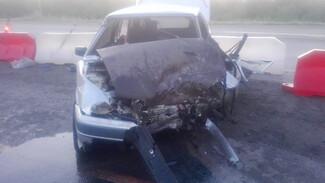 Три человека пострадали в ДТП на трассе М-4 «Дон» в Воронежской области