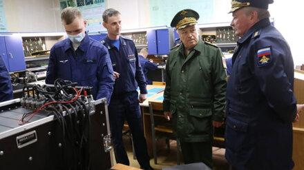 Замминистра обороны РФ приехал в Воронеж