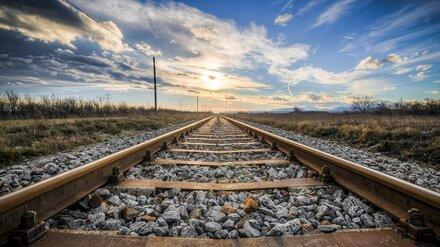 Под Воронежем скорый поезд сбил пьяного петербуржца