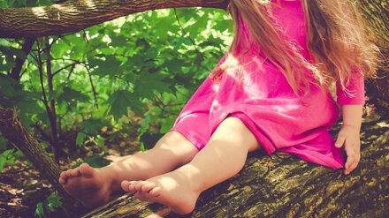 В Воронежской области нашли потерявшуюся 5-летнюю девочку