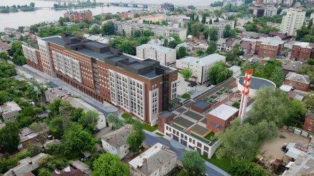 В Воронеже назвали дату начала строительства корпуса онкодиспансера с садом на крыше